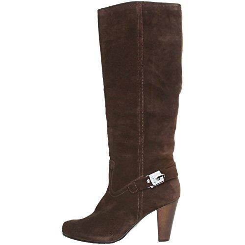 Scholl Dr KORINNA F23127_1072 Damenstiefel Stiefel Women's Boots Moka EU 40 UK 6.5 Wildleder Suede