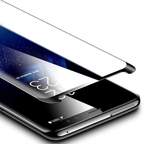 MTP Products Proteggi Schermo in Vetro Temperato per Samsung Galaxy S9-9H - Chiaro