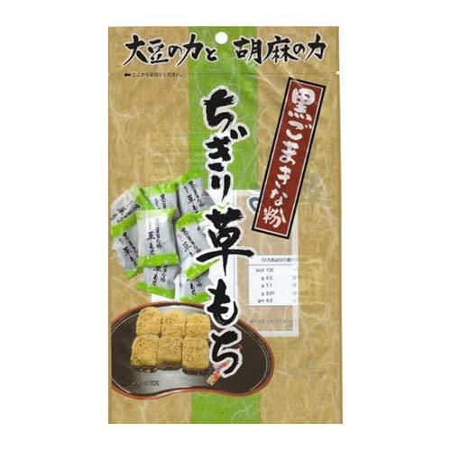 森田製菓 黒ごまきな粉 ちぎり草餅 180g 2コ入り