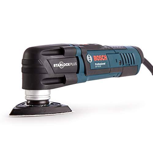Multicortadora Bosch Profesional GOP 30-28con 1 cuchilla, 110 v, en caja, azul, 601237060, 0V