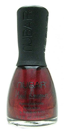 Nubar Mode Nagellack torrid red, 1er Pack (1 x 15 ml)
