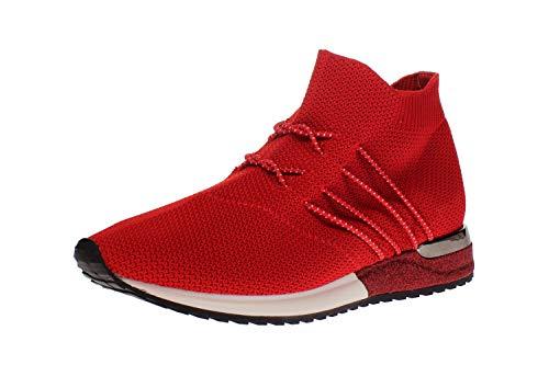 La Strada 1705464 Sneaker Red Knitted 39