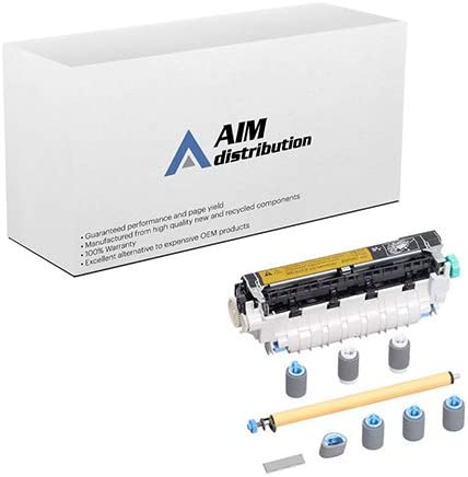 AIM Compatible Replacement for HP Laserjet 4200 110V Maintenance Kit (250000 Page Yield) (Q2429-69001) - Generic