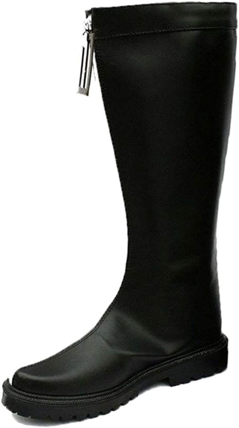 Cosstars Amnesia Kent Anime Cosplay Chaussures Bottes bottes