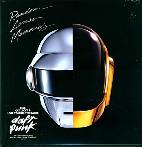 DAFT PUNK - RANDOM ACCESS MEMORIES : 2LP SET
