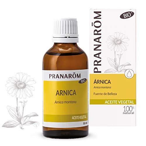 Pranarôm - Aceite Vegetal de Arnica Bio - 50 ml