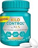 Kilo Control (1,2) by XLS - Aide à éviter les kilos en trop1; pour les repas particulièrement copieux (1,2) x 30 comprimés