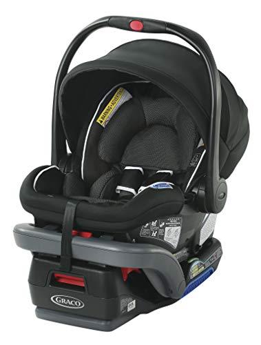 Find Discount Graco SnugRide SnugLock 35 DLX Infant Car Seat | Baby Car Seat, Binx