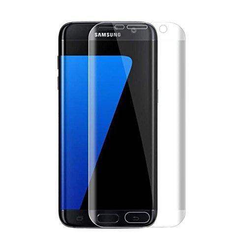Sctech® Protection d'écran Compatible avec Samsung Galaxy S7 en Verre Trempé Anti Chocs et Casse, Anti Empreintes digitales, Bords arrondis,dureté Max 9H