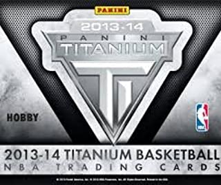 2013/14 Panini Titanium NBA Basketball box (5 pk HOBBY)