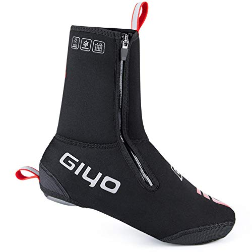 Rubyu Cycling Shoe Cover Cycling Overshoes,Road Biking And MTB Winter Shoecovers,Waterproof Overshoes Shoecover For Winter Summer Water Resistant Overshoes Road Bike MTB Mountain Bike Cycling