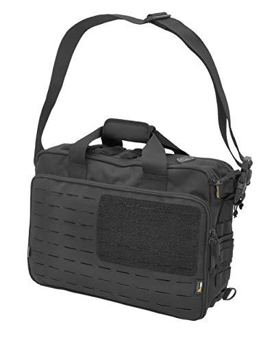 Hazard 4 Ditch V20 Bail Out Bag Computadora Portátil Mensajero Bolsa Negro