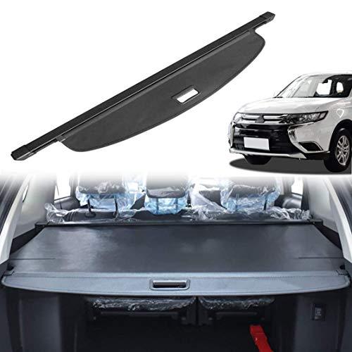 MNBX für Mitsubishi Outlander 2013-2018 Auto Cargo Cover Fit Laderaumabdeckung Kofferraumschutz Abdeckung Hundedecke Boot Load Shielding Security Panel Rollo