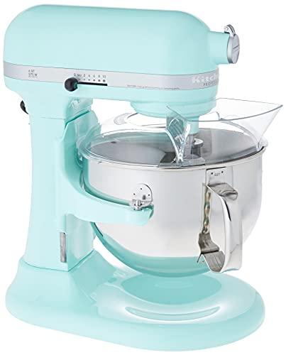 KitchenAid KP26M1XIC Professional 600 Stand Mixers, 6 quart, Ice