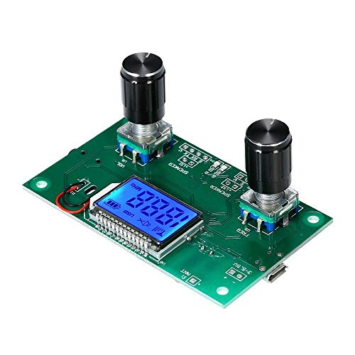 Stereo DIY DSP en PLLLCD digitale FM-ontvanger draadloze radio module 87~108 MHz gereedschap en knutselen