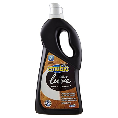 Cire emulsio Luxe parquet 750 ml
