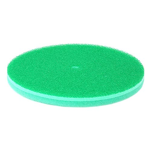 BRAND NEW 200mm Mushroom Super Power Flow Air Intake Replacement Filter Element Dry 3 Layers (Green) Made in Japan (Replacement Only)
