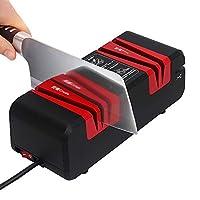 guai affilacoltelli rapido automatico 220v affilacoltelli elettrico per uso domestico affilatrice per affilare i coltelli magici in pietra