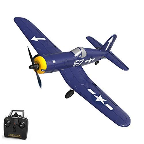 Izzya Rc Flugzeug EPP Schaum RC Drone, 2.4GHz Ferngesteuertes Flugzeug Fernbedienung Flugzeug Modelflugzeuge, für Erwachsene and Kinder