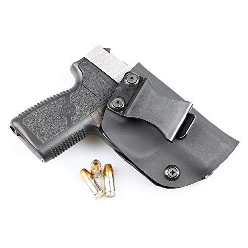 Matte Black - Kydex Concealment IWB Holster (Right-Hand, CZ 75 Compact)