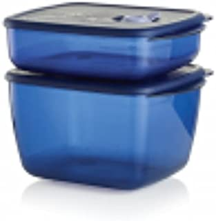 Tupperware Microwaveable Bowls Square Storage Containers