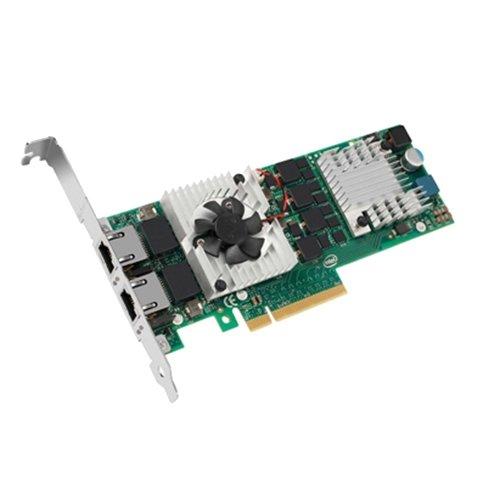 Dell Intel X540 DP - Adaptateur réseau - 10Gb Ethernet x 2 - pour PowerEdge R220, R420, T320, T330, T630, VRTX, PowerEdge R330, R430, R830, R930
