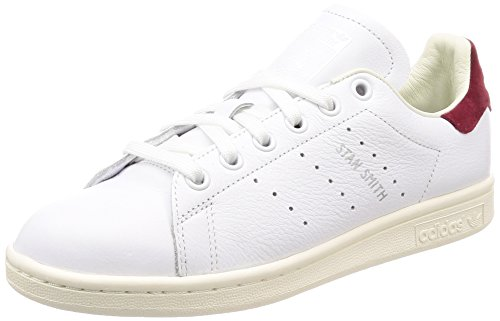 adidas Damen Stan Smith W Fitnessschuhe, Weiß (Blanco 000), 36 EU