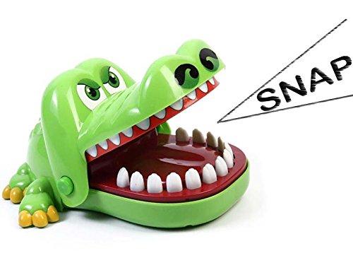 Sensual69 - Actionspiel Geschicklichkeitsspiel Krokodil Doc Kinderspiel , Kajman , 3 jahre Kinderspiele, Baby Spielzeug, Kinderspielzeug, Jungen Spielzeug Spiele, Für Die Jugend Für Kinder.