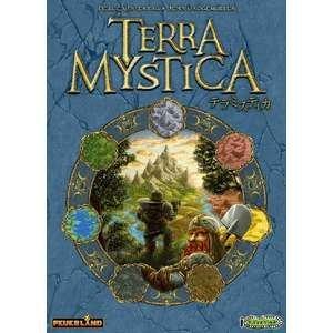 テラミスティカ 日本語版/Terra Mystica/Feuerland Spiele/テンデイズゲームズ