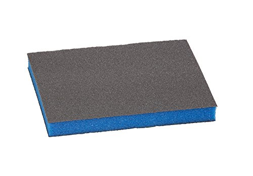 Bosch Professional - Esponja abrasiva para lijar contornos a mano, grano fino