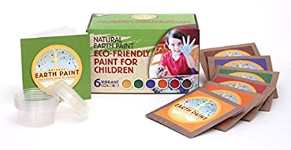 The Natural Earth Paint Kit