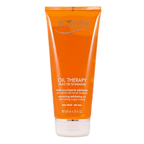 Biotherm Huile de Gommage Oil Therapy femme/women, Nourishing Exfoliating, 1er Pack (1 x 200 g)