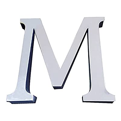 26 Letters DIY 3D Mirror Acrylic Wall Sticker Decals Wall Art Mural for Home Decor