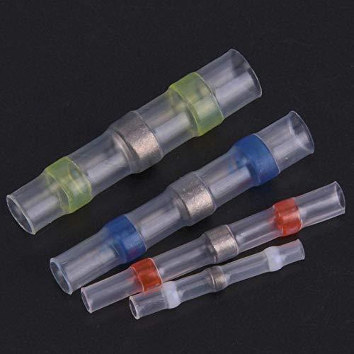 Conector a tope termorretráctil, manga de soldadura, industria casera estable para fábrica de tope termorretráctil