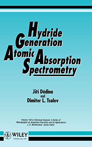 Hydride Generation Atomic Absorpt Spectr (Chemical Analysis)