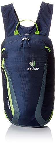Deuter Gravity Pitch 12 Kletterrucksack, Navy-Granite, 44 x 24 x 14 cm, 12 L