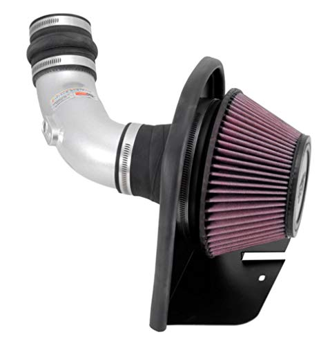 K&N Cold Air Intake Kit: High Performance, Guaranteed to Increase Horsepower: Fits 2013-2018 FORD (Focus ST) 69-3518TS