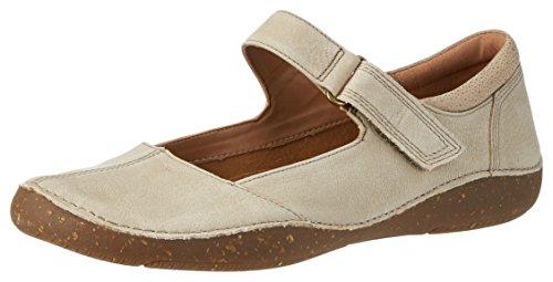 Clarks Damen Autumn Stone Geschlossene Sandalen mit Keilabsatz, Beige (Sand Nubuck), 37.5 EU