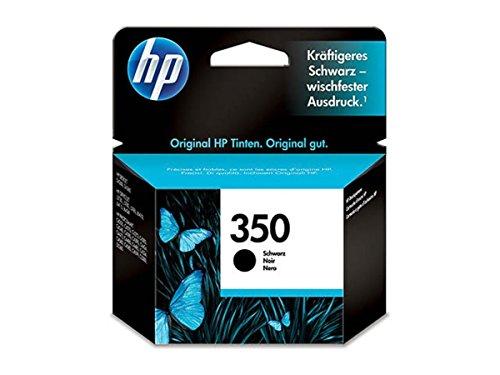 HP - Hewlett Packard PhotoSmart C 4580 (350 / CB 335 EE) - original - Druckkopf schwarz - 200 Seiten - 4,5ml