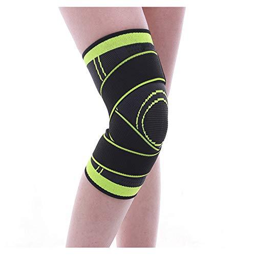 Ginocchiere Ginocchiere per pallacanestro Pantaloni sportivi Calzini Cura Protezioni per polpacci Attrezzature per equitazione estiva. per Allenamento e Protezione ( Color : Black , Size : M )