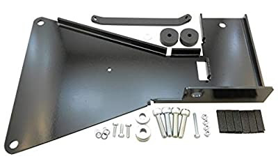 Refined Cycle & Off-Road JM2, Universal Cylinder & Propane Mount for Toyota FJ Cruiser all years