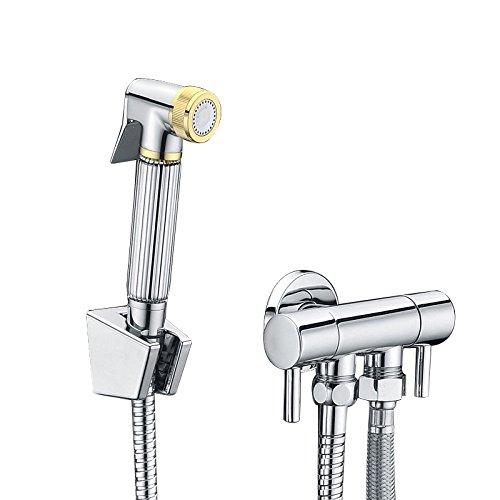 GFEI le rappel complet pistolet pulvérisateur / main toilette réglable machine multifonctionnelle ceinture switch,1.5 mètre costume