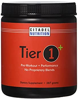 Best tier 1 pre workout 2 Reviews
