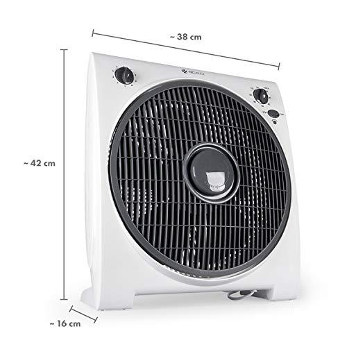 Tecvance Box – Ventilator/ Windemaschine Bild 4*