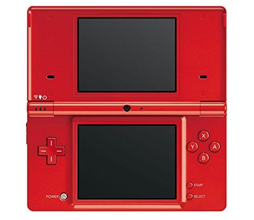 Nintendo DSi Handheld Console (Red) [Importación inglesa]