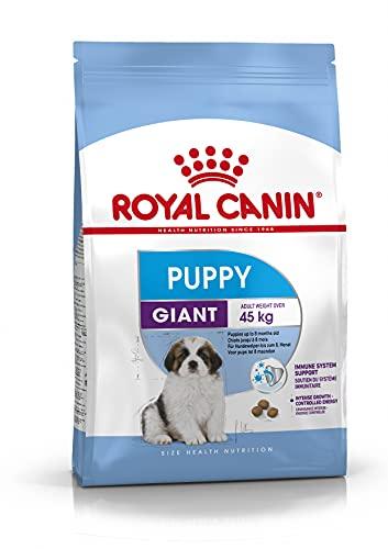 ROYAL CANIN Puppy Giant 15 kg Chiot Volaille, Riz, Légumes