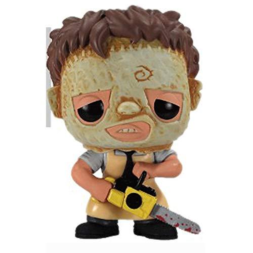 Lotoy Funko Texas Chainsaw Massacre Figur Leatherface Q Version Vinyl 10cm Birthday