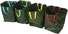 Silverline 410631 Bolsas de Basura para Reciclaje, 400 x 320 x 320 mm