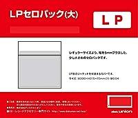 LP用のり付ビニールカバー大き目 50枚セット / disk union