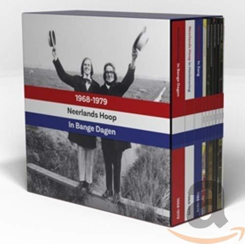 Neerlands Hoop In Bange Dagen 1968-1979: Box met 3 Boeken, 9 DVD's, 3 CD's en EP